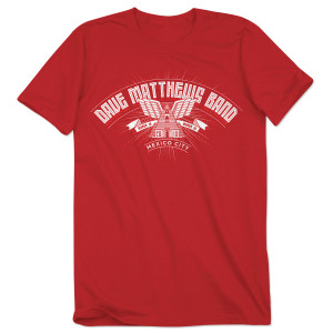 DMB Mexico Event Tee