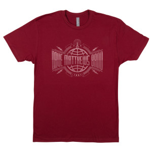 DMB Men's Radio Tower Tee