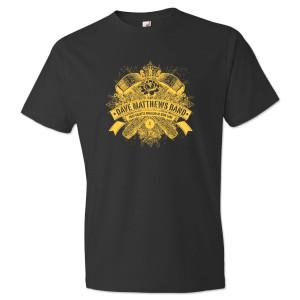 DMB Live Trax 35 Men's T-Shirt Pre-Order