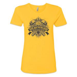 DMB Live Trax 35 Women's T-Shirt Pre-Order