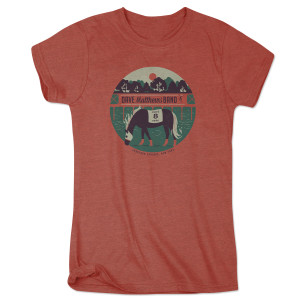DMB Live Trax Vol. 38 Women's T-shirt