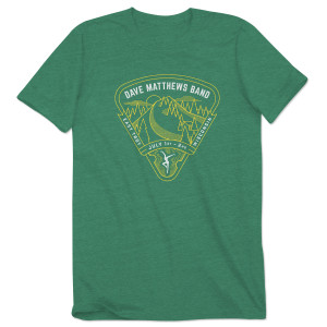 DMB Event T-shirt Alpine Valley