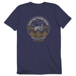 DMB Event T-shirt Noblesville