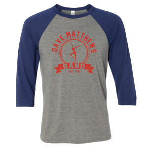 DMB Firedancer 3/4 Sleeve - Cleveland Edition