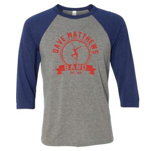 DMB Firedancer 3/4 Sleeve - Cleveland Edition