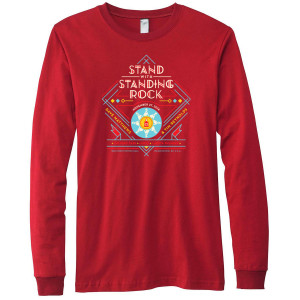 Dave Matthews & Tim Reynolds Stand With Standing Rock LS Event T-shirt