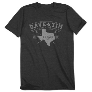 Dave and Tim Texas Arrows Event Tee