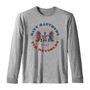 Dave and Tim Dual Guitars Longsleeve Tee