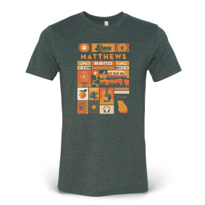 Live Trax Vol. 43 T-shirt