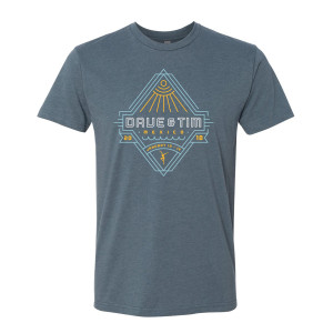 Dave & Tim - Riviera Maya 2018 Diamond T-shirt