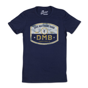 Sportiqe DMB Badge Tee