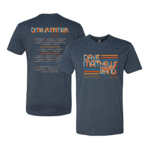 2019 Summer Tour Shirt