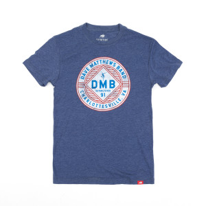 DMB Diamond Logo Tee