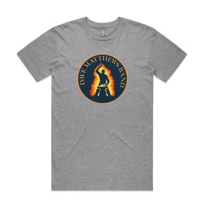 Steel Worker Tee - Heather Grey