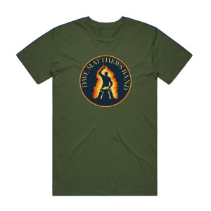 Steel Worker Tee - Hemp Green