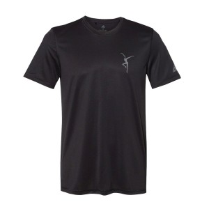 Reflective Firedancer Adidas Sport Shirt - Black
