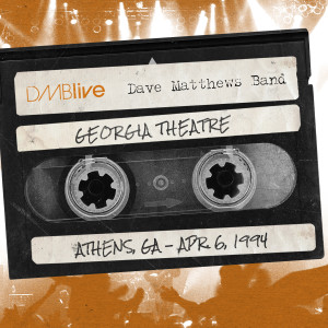 DMBLive Georgia Theatre, Athens, GA 4/6/1994