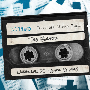 DMB The Bayou, Washington, DC 4/10/1993