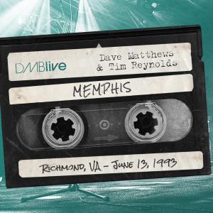 Dave Matthews & Tim Reynolds Memphis, Richmond, VA  6/13/1993