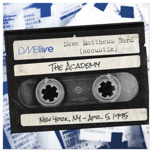 DMBLive The Academy, New York, NY 4/5/1995