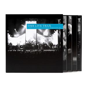DMB Live Trax Vol. 35 Vinyl: Post-Gazette Pavilion 5-LP Vinyl