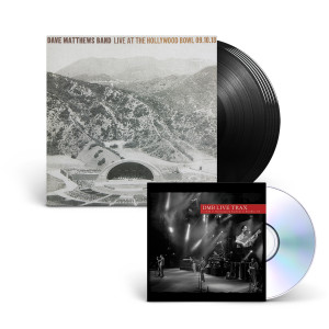 Live At The Hollywood Bowl Vinyl + Poster + Live Trax Vol. 50 CD