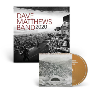 Live At The Hollywood Bowl CD + 2020 Calendar
