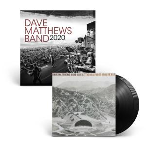 Live At The Hollywood Bowl Vinyl + 2020 Calendar