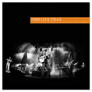 Live Trax Vol. 28: John Paul Jones Arena 3-CD or Download