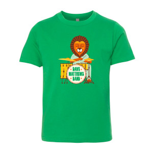 Drumming Lion Youth Tee