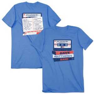 DMB Live Trax Vol. 33 T-Shirt