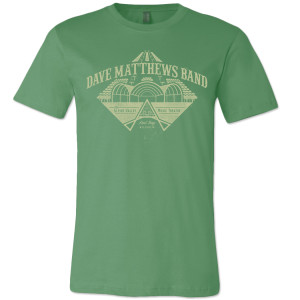 DMB Live Trax Vol. 36 Men's T-Shirt