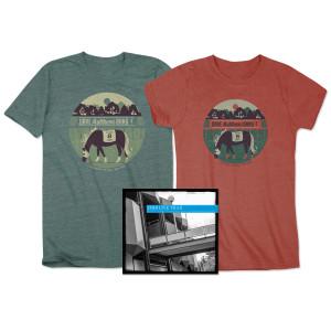 DMB Live Trax Vol. 38 CD + DMB Live Trax Vol. 38 T-shirt