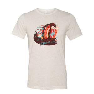 Drive-In Refreshments Tee
