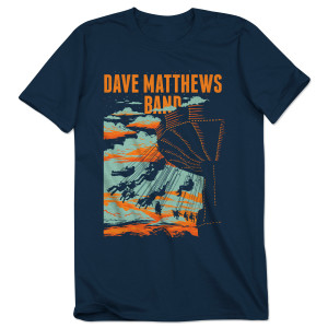 Under The Table And Dreaming 20th Anniversary T-Shirt Pre-order