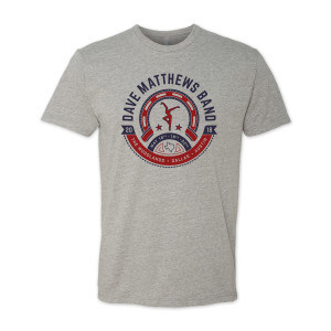 Dave Matthews Band Texas Event Tee