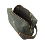 DMB Firedancer Waxed Canvas Dopp Kit