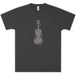 DMB Flower Violin Shirt