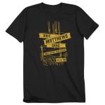 Dave Matthews Band Burgettstown 2014 Event T-shirt