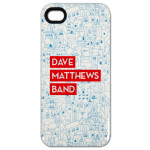 DMB City iPhone 5 Hardcase