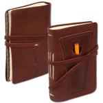 DMB Leather Pocket Journal