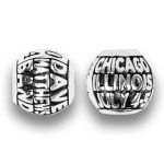 DMB - Chicago, IL Show Bead