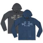 DMB 2013 Custom Zip Hoodie