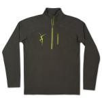 Men's Mountain Hardwear Cragger LS Zip Tee