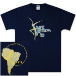 DMB 2010 South American Tour Shirt