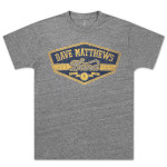 DMB 2013 Athletic Logo Tee
