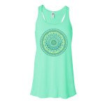 DMB 2014 Ladies Mandala Tank Top