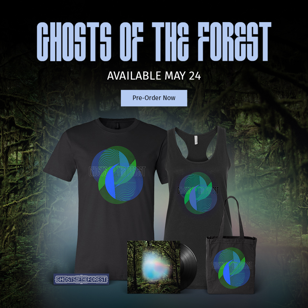 Ghosts of the Forest - Pre-Order Now