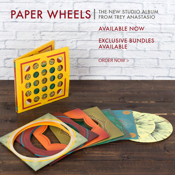 Paper Wheels