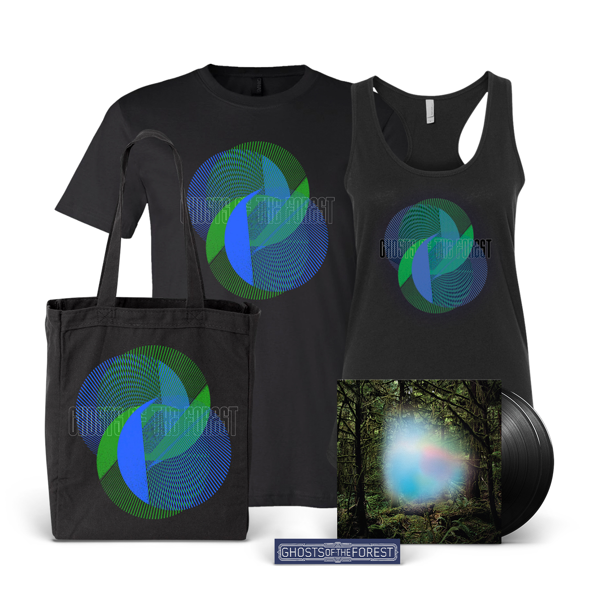 Ghosts Of The Forest Deluxe Bundle